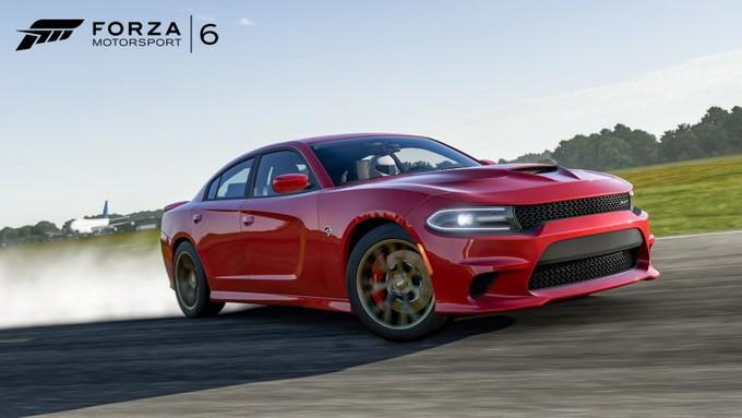 Forza Horizon 3 Autoliste: 2015 Dodge Charger SRT Hellcat