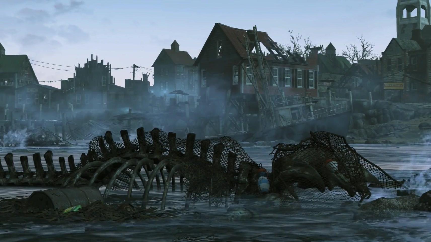 Fallout 4 Far Harbor Ps4 Review Playstation Universe