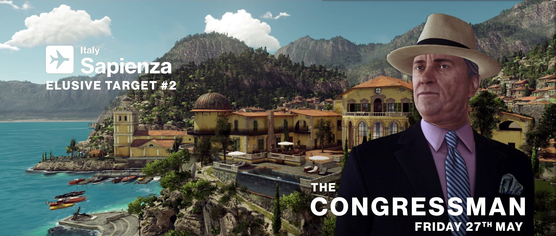 Hitman: Episode 3 coming release dateGame playing info