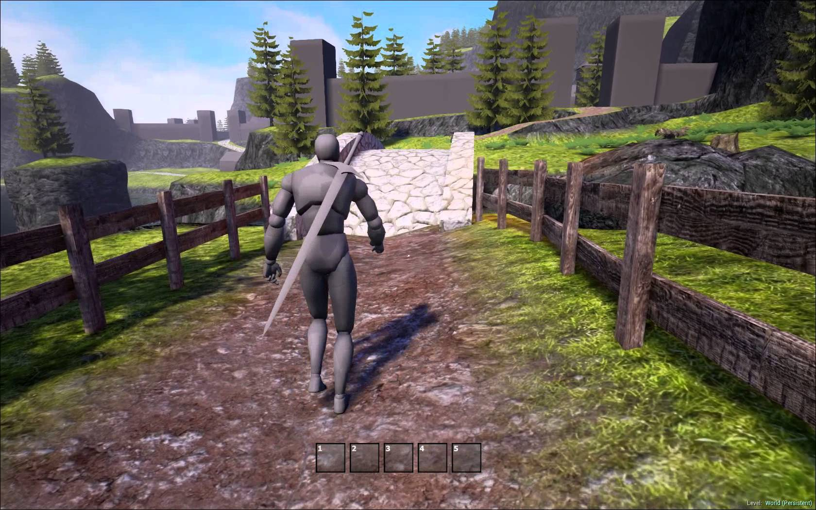 New RPG on Source 2 for Valve SoftwareGame playing info