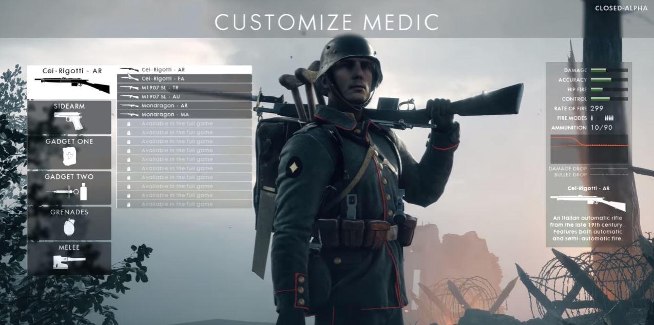 Battlefield 1 screensh...