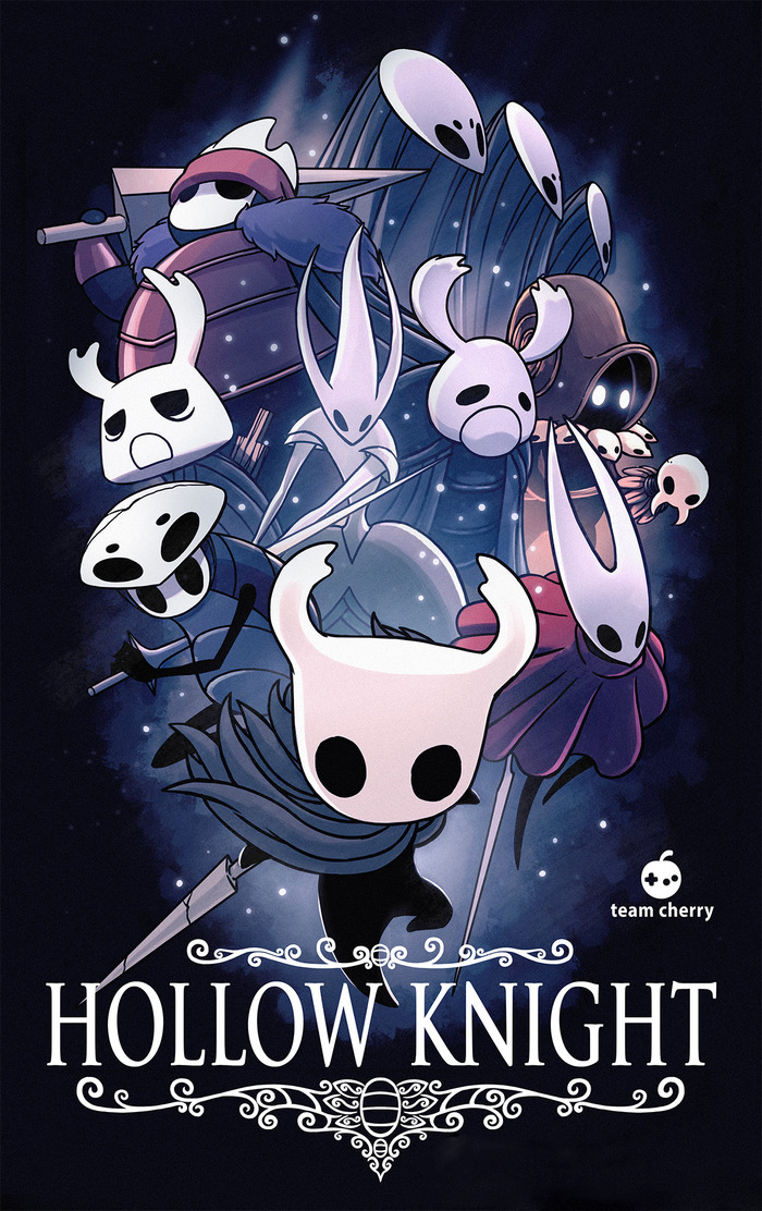Hollow Knight Reddit Funny Hollow knight game team cherry sticker, others png clipart. ccieu2w9aosro mrface com