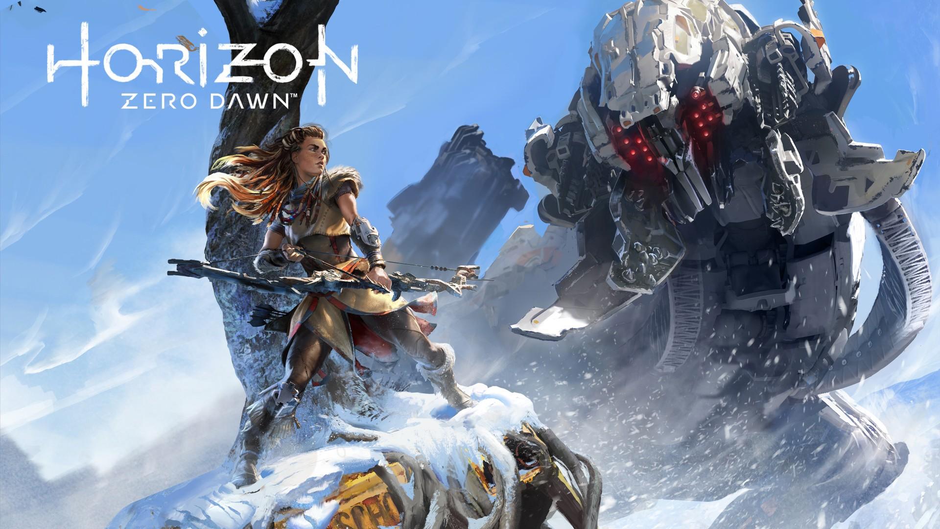 Horizon Zero Dawn Wallpaper 6