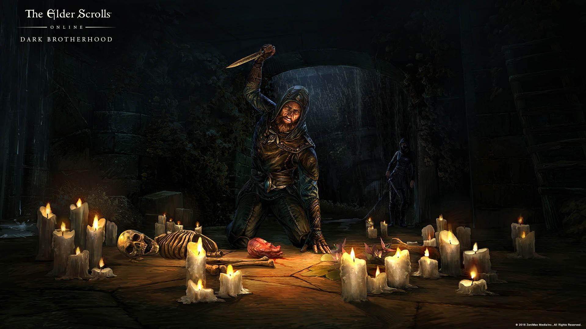 The Elder Scrolls Online Dlc Dark Brotherhood Gameplay