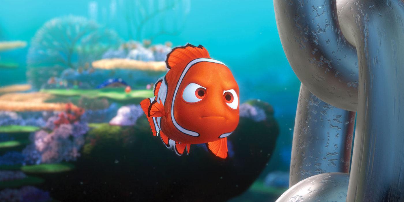 In Finding Nemo