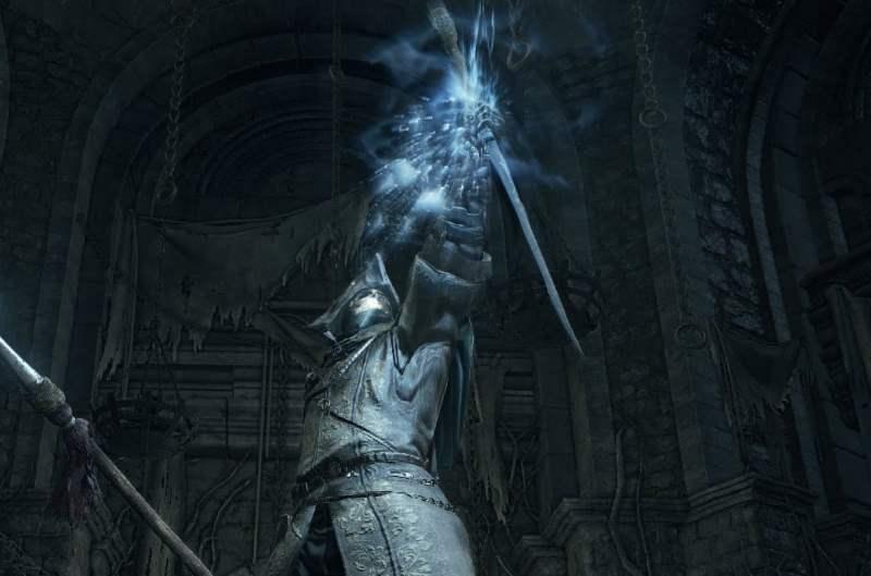 Dark Souls 3: The Ringed City Spells
