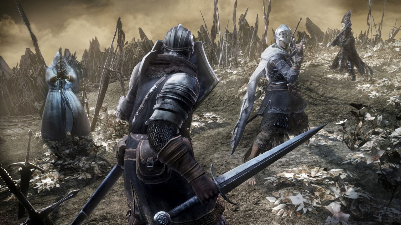 Dark Souls 3: The Ringed City Weapons