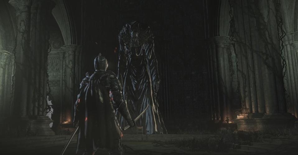 Risultati immagini per halflight dark souls 3