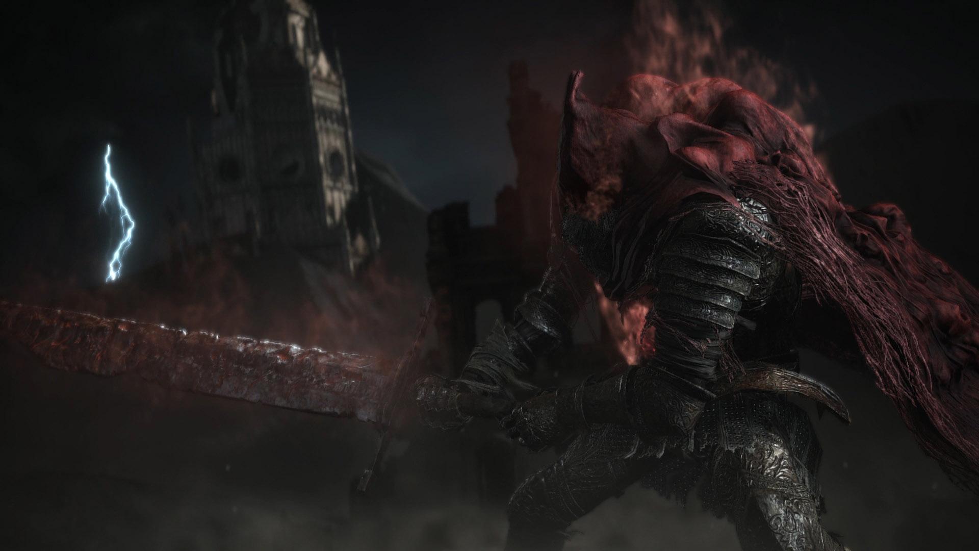 Dark Souls  Church Ringed City