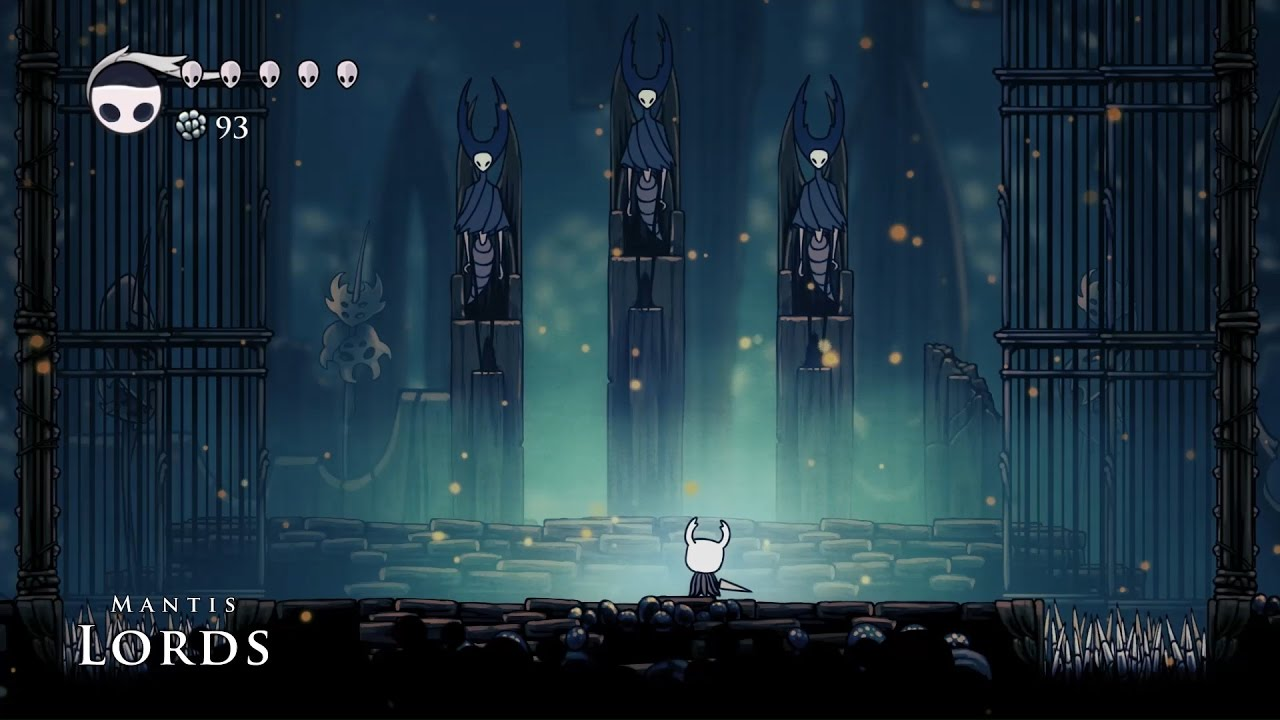 What is one of your favorite art styles? Hollow-knight-how-to-kill-mantis-lords
