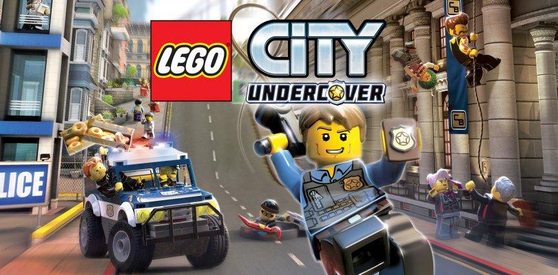 LEGO City Undercover - Error, Black Screen, change resolution