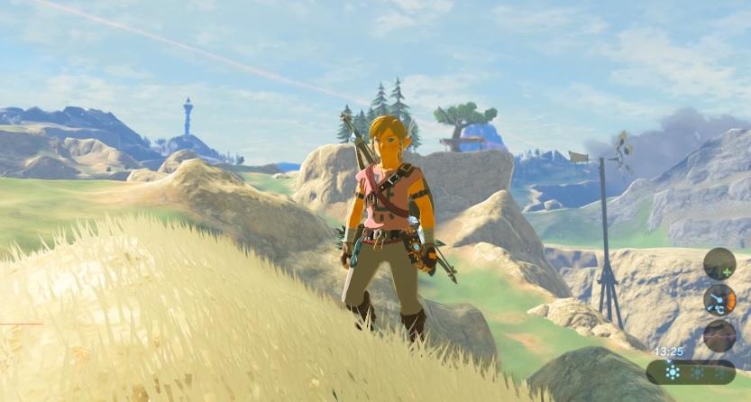 The Legend of Zelda: Breath of the Wild - Emulator CEMU 1 7 4