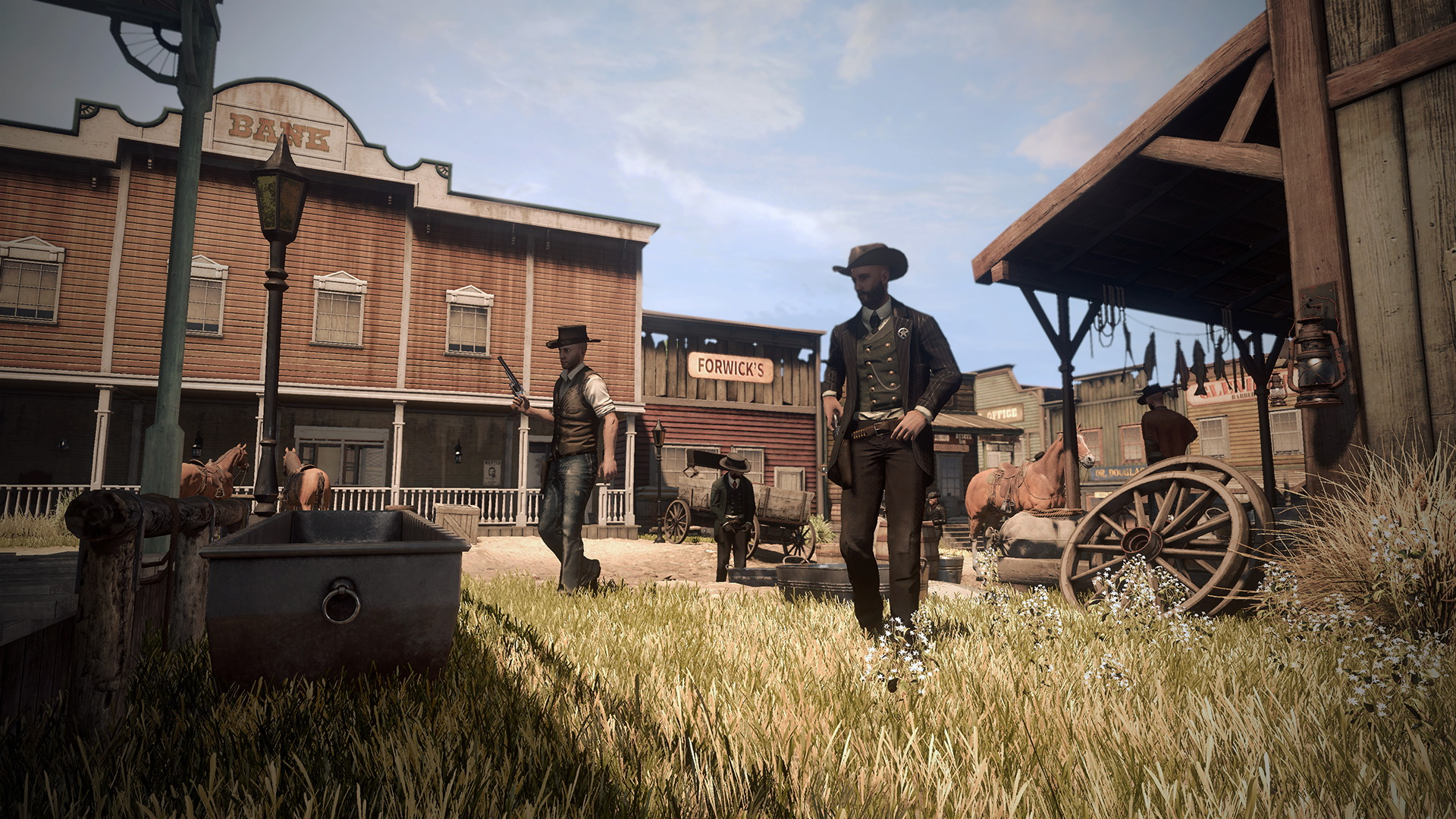 wild west game online