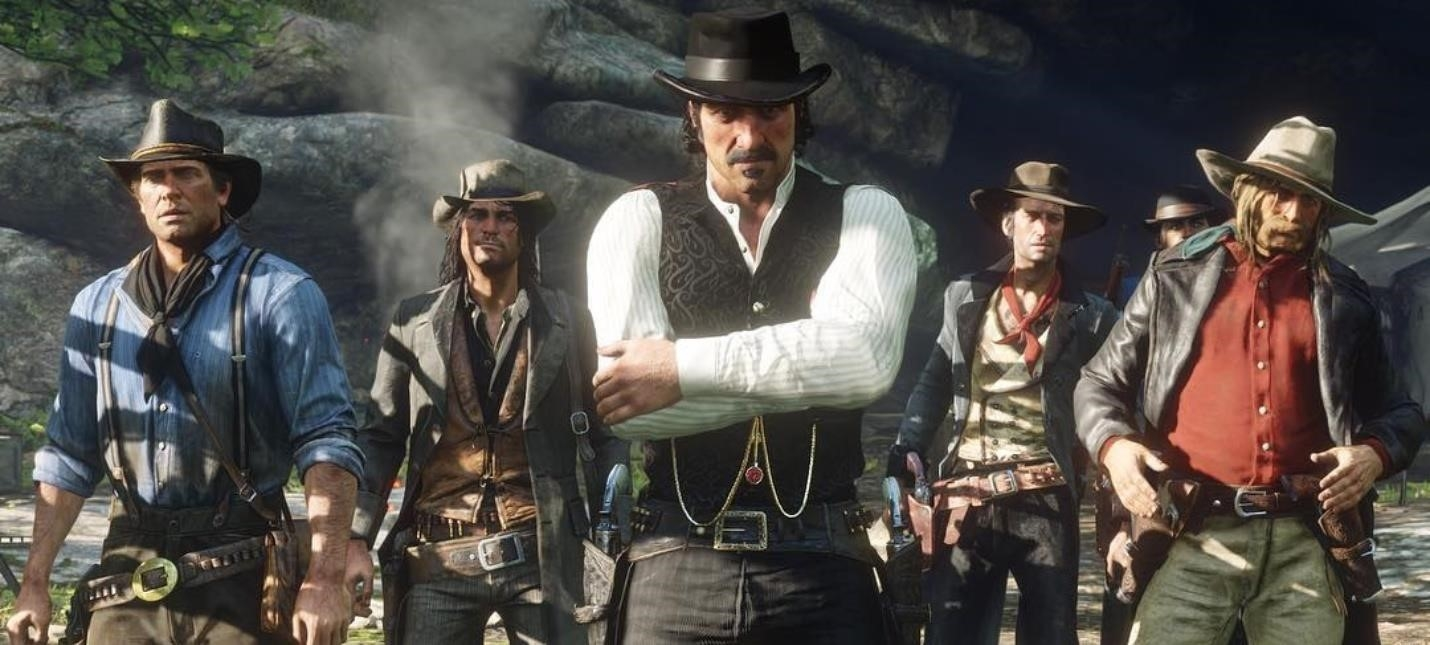 Gamer Reproduced The Main Characters Of Rdr 2 In The Form Of